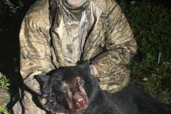 Fall Bear Hunt Maine 2021