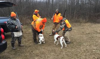 Wounded Warriors United Hunting Event