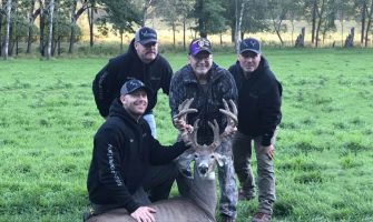Wounded Veteran Hunting Event in Wisconsin