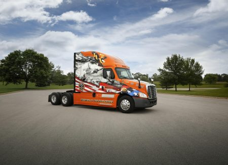WWU Schneider Truck