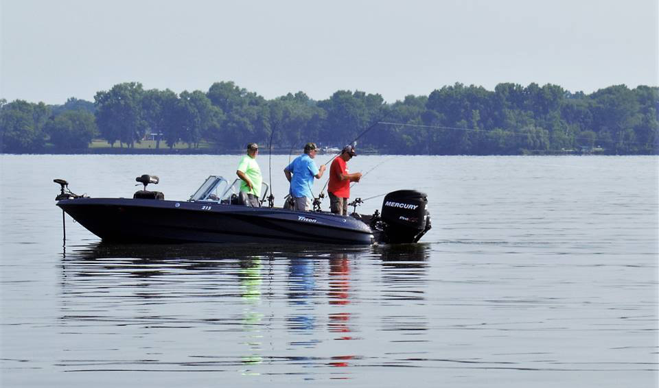Wisconsin Fishing Tournament for Veterans