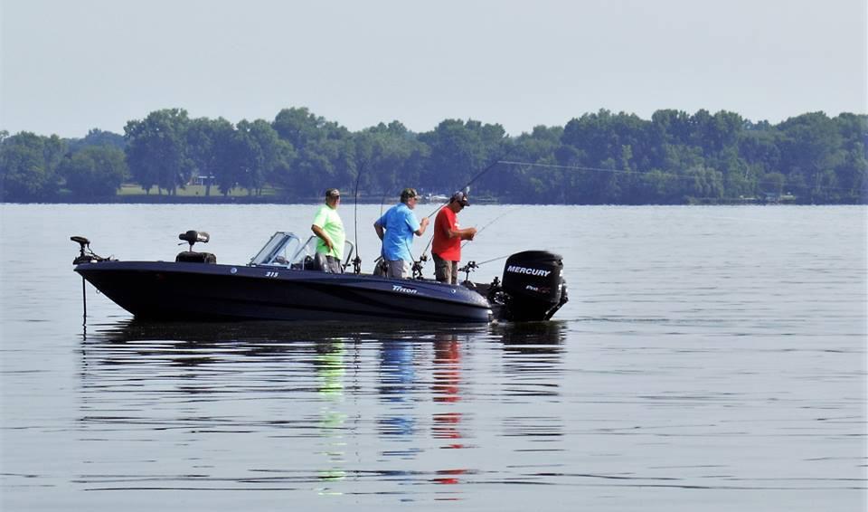 Wisconsin Fishing Tournament for Veterans